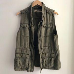 Max Jeans Utility Vest